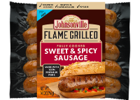 Flame Grilled Sweet & Spicy Sausage