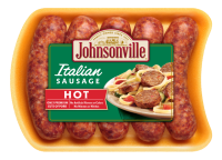 Fresh Italian Hot Sausage Links