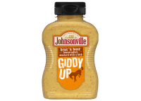 Giddy Up! Brat 'n Beer Horseradish Mustard