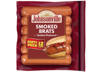 Smoked Brats Links (Party Pack)