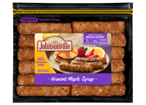 Vermont Maple Syrup Fully Cooked  Breakfast Sausage