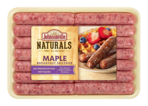 Maple Breakfast Sausage