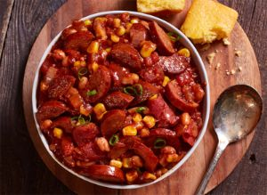 Image of Southern Style BBQ Chili