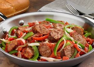 Image of Italian Sausage & Pepper Skillet
