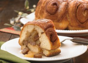 Image of Apple Maple Breakfast Bundt