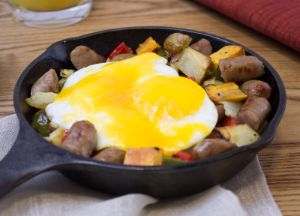 Bakeable Breakfast Skillet
