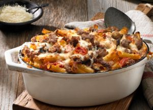 Image of Baked Ziti with Italian Sausage