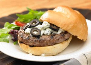 Image of Black & Bleu Burgers
