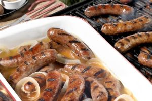 Image of Johnsonville Brat Hot Tub