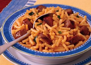Image of Brat Mac & Cheese