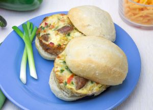 Image of Breakfast Sliders