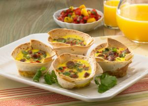 Image of Breakfast Tortilla Cups®