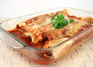 Image of Cajun Enchiladas