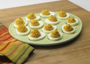 Image of Chipotle Deviled Eggs