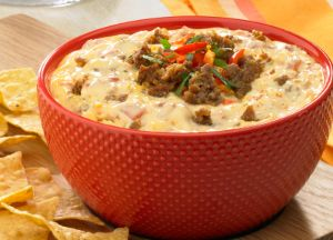Image of Slow Cooker Chorizo Dip