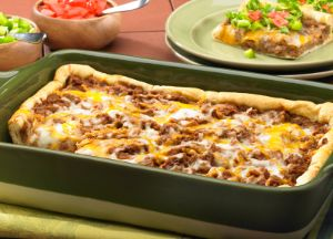 Image of Chorizo Enchilada Bake