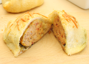 Image of Crescent Wrapped Meatballs