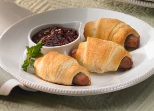 Easy Sausage Roll-Ups