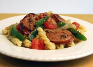 Image of Johnsonville Smoked Chicken Italian Sausage Stir-Fry