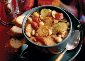 Image of Hearty Minestrone