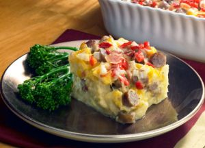 Image of Holiday Breakfast Casserole