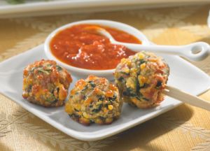 Image of Italian Sausage Cheese Balls