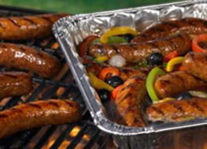 Image of Italian Sausage Hot Tub