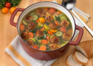 Image of Johnsonville® Farmer's Market Meatball Soup