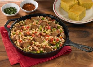 Image of Johnsonville Hot & Spicy Jambalaya