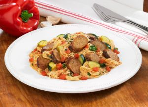 Image of Johnsonville Spicy Pasta Skillet