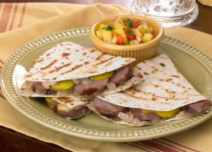 Image of Original Brat Quesadillas
