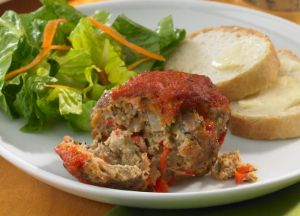 Image of Johnsonville Italian Sausage Mini Meat Loaf