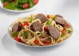 Image of Johnsonville Italian Sausage Pasta Toss