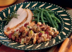 Image of Sausage, Pecan and Cranberry Stuffing