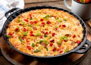 Image of  Sausage Pimento Cheese Dip