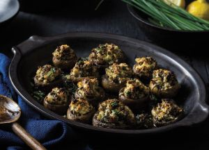 Image of Sausage Stuffed Mushrooms