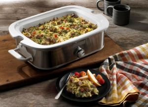 Image of Slow Cooker Overnight Breakfast Casserole