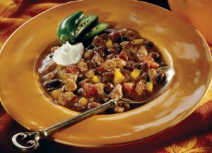 Image of Southwest Black Bean Soup