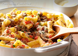 Image of Spicy Sausage Rigatoni