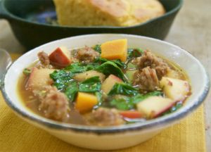 Image of Station 19 Sausage and Squash Stew