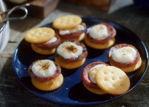 Image of Summer Sausage S'mores