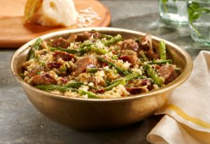 Image of Johnsonville Sweet Basil Risotto