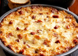 Image of Vidalia Onion Sausage Dip