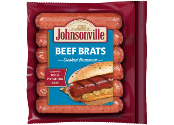 Smoked Beef<br/>Brats Links