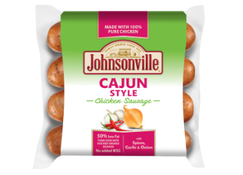 Cajun Chicken <br/>Sausage Links