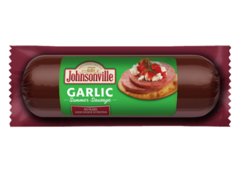 Garlic Summer Sausage<br/>12 oz.