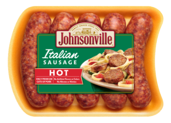 Fresh Italian Hot <br/>Sausage Links