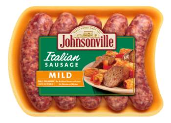 Fresh Italian Mild <br/>Sausage Links
