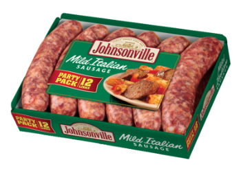 Fresh Italian Mild Sausage<br/>Party Pack