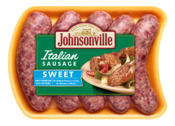 Fresh Italian Sweet <br/>Sausage Links
